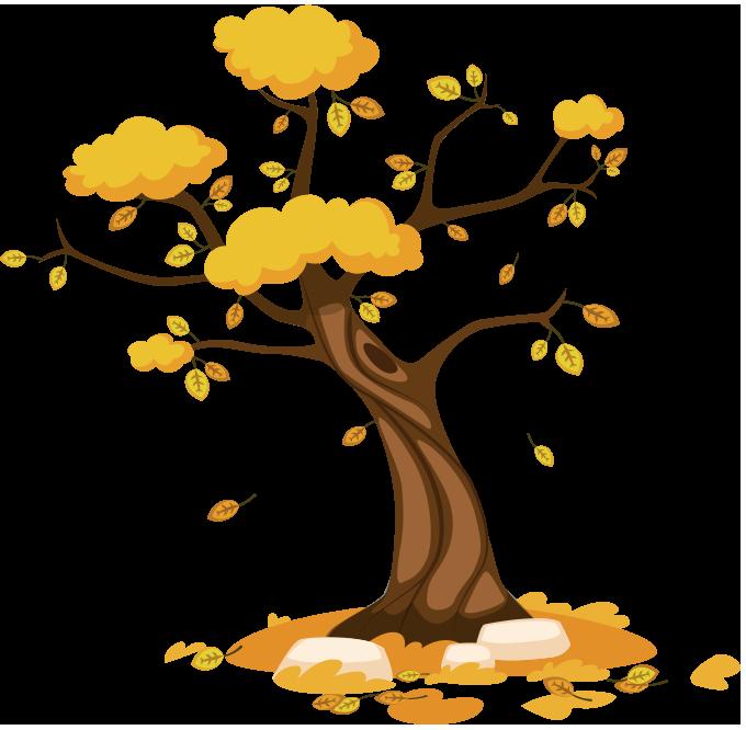 arbre saison automne